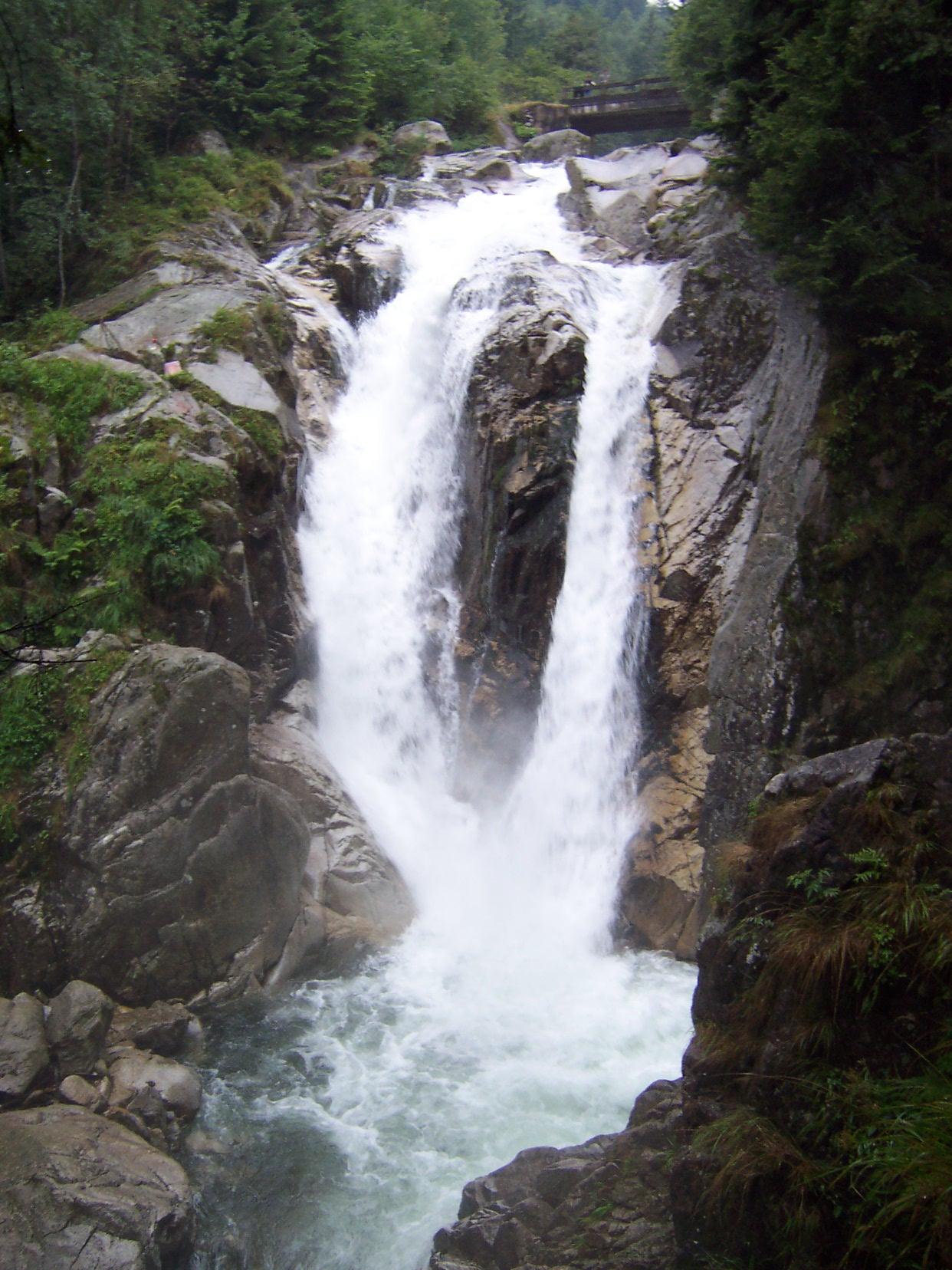 Parcul National Retezat - Cascada Lolaia