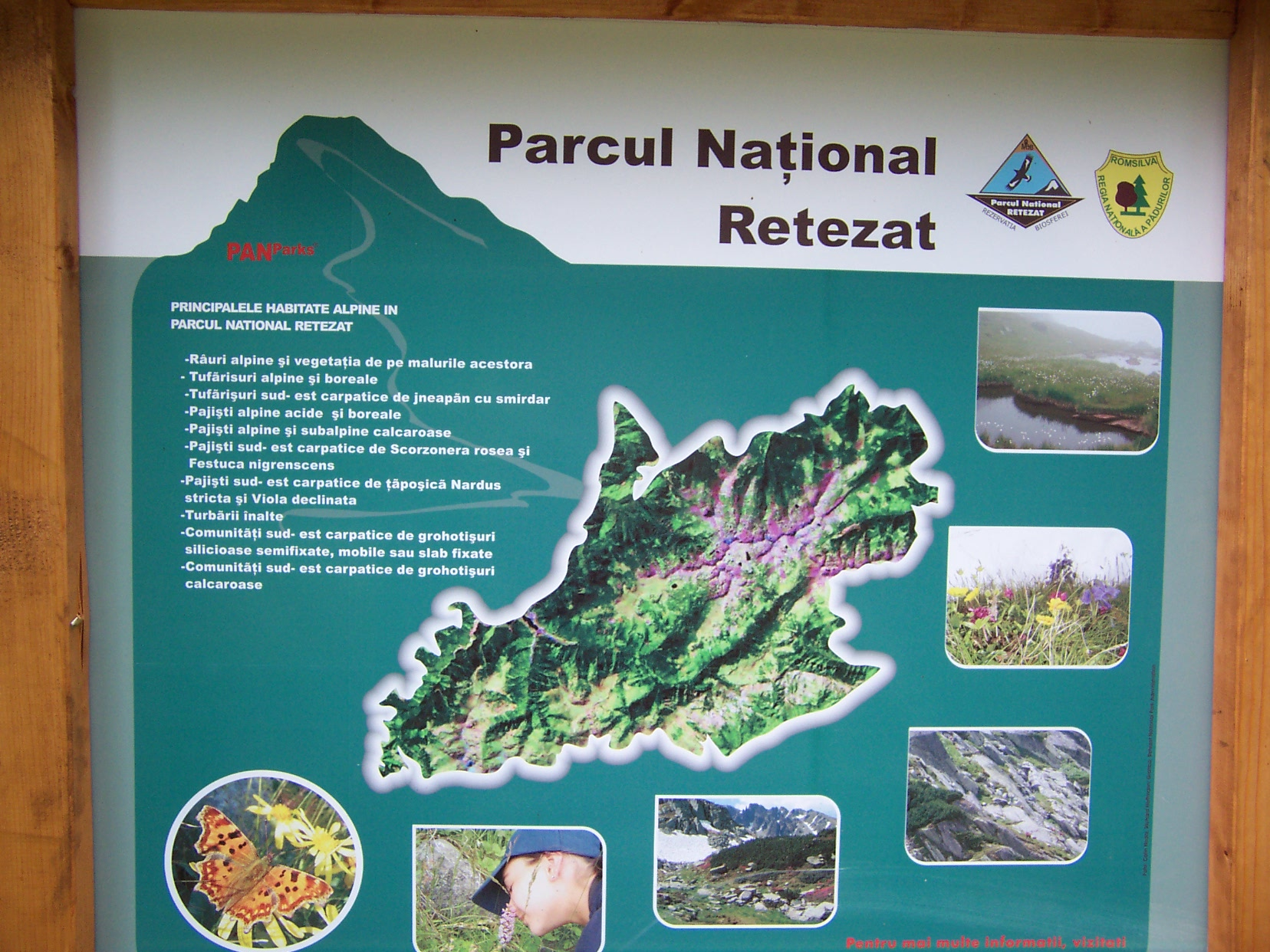 Parcul National Retezat