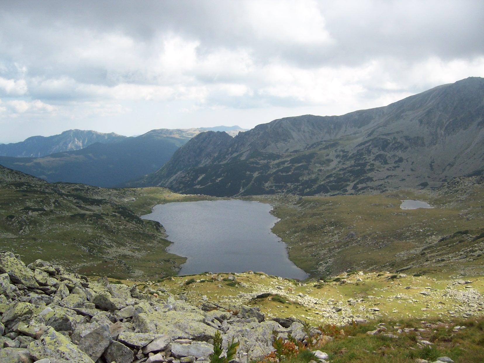 Parcul National Retezat - Lacul Bucura