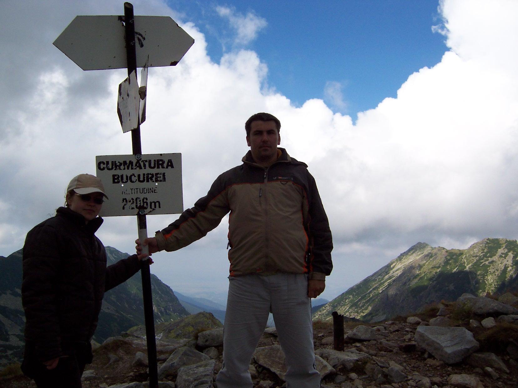 Parcul National Retezat - Curmatura Bucurei