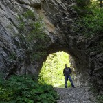 Reservatia Naturala Tesita - tunele