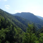 Reservatia Naturala Tesita - In varf de munte ( traseul triunghi rosu )