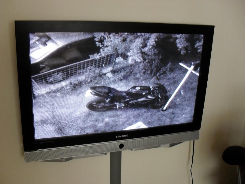 Supraveghere Video Yamaha R1 - Haotik
