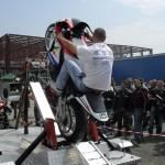 wheelie machine Papuc 2