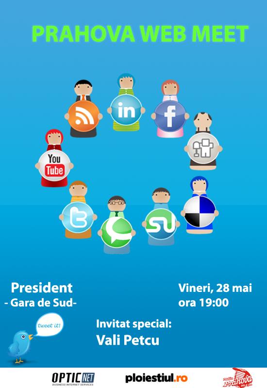 Prahova Web Meet