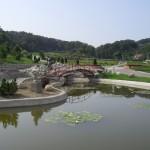 Gradina Botanica Jibou - lac gradina japoneza