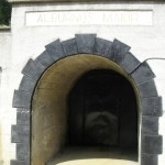Rosia Montana - Intrarea in galeriile romane
