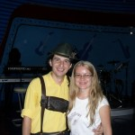Alex Vasilache si Dana
