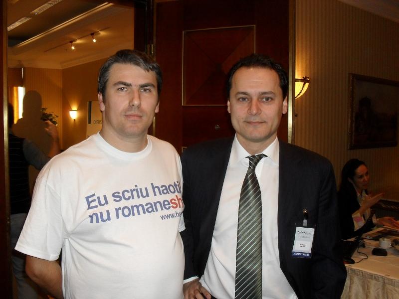 Haotik si Marius Ghenea