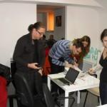 Launch 48 - echipa InviteMe.ro