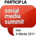 Social Media Summit 2011 - Iasi