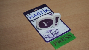 Haotik at Yahoo Open Hack Europe 2011