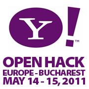 Yahoo Open Hack Bucharest Romania Small