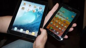 iPad Galaxy Tab by Haotik