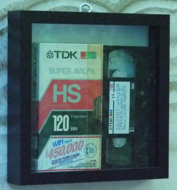 casete video 70-80