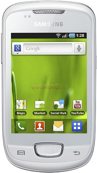 Telefon Mobil S5570 Galaxy Mini