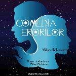 afis comedia erorilor