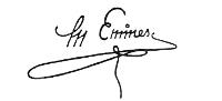 semnatura M. Eminescu
