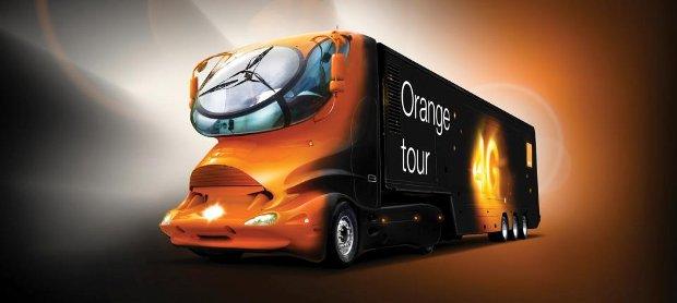 Orange_Camionul