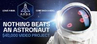 Axe Nothing beats an astronaut