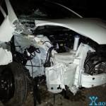 Accident Peugeot 107