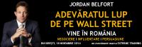 Jordan Belfort, adevaratul lup de pe Wall Street, vine in Romania