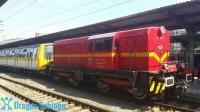 Expozitie de locomotive si trenuri in Gara de Nord – Bucuresti