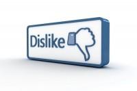 Buton de dislike pentru hateri