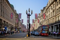 My #MagicMinute on Regent Street, London by Denisia of Polishing Colors