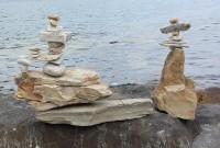 M-am jucat cu pietrele si iata ce mi-a iesit!