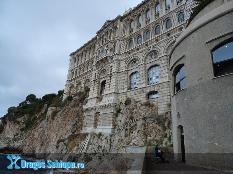 Muzeul Oceanografic - Monaco 1