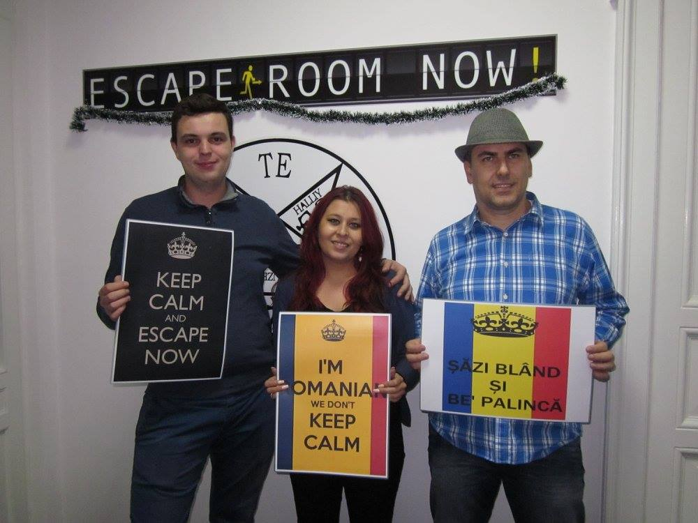 escape room now