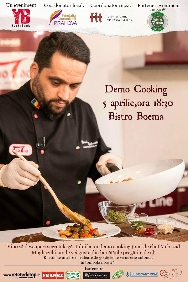 demo-cookig