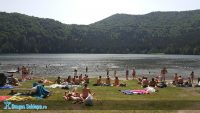Plimbari de weekend: Lacul Sf. Ana si prima lectie de Standup Paddleboarding