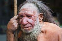 L-am baga pe omul din Neanderthal in cusca?