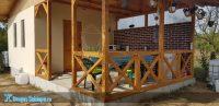 Casa Haotik: Am finalizat foisorul